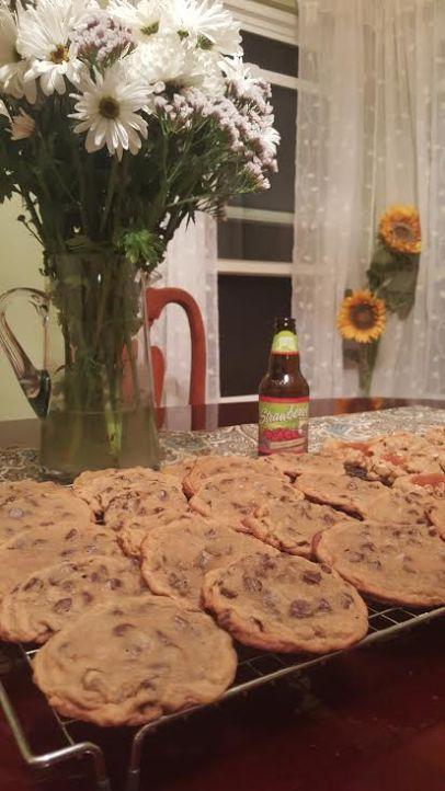 cookies beer